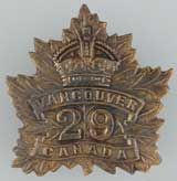 29th canadian infantry