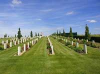 Villers Bretonneux Military Cemetery